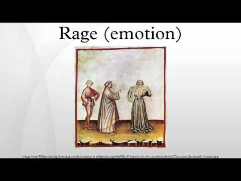 Rage (emotion)