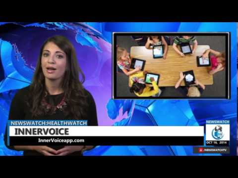 InnerVoice -- New Communication App That Makes Learning Language Fun... Featured on NewsWatch TV