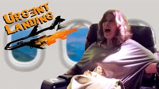 Urgent Landing Ep10 Mirvat Amine - الحلقة 10 من هبوط إضطراري مع ميرفت أمين