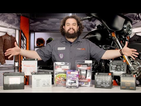 Yuasa Batteries Buyers Guide At RevZilla.com