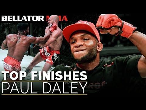 Paul Daley's TOP 5 knockouts   BELLATOR MMA