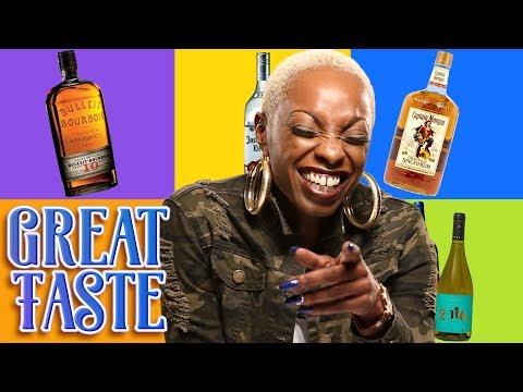 The Best Liquor | Great Taste