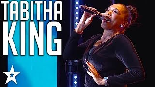 Amazing Singer TABITHA KING Kills Little Mix Cover! | Thailand's Got Talent | Got Talent Global