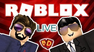 🔴 Ben and Dad Live! | Roblox | Bloxburg and SharkBite