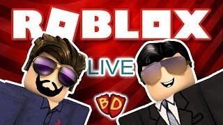 🔴 Ben e papà Live! | Roblox | Bloxburg e SharkBite