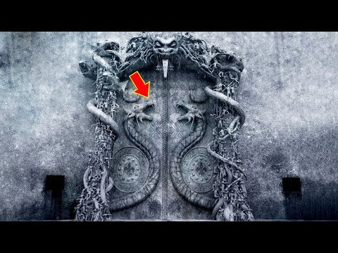 5 Mysterious Doors That Can Never Be Opened