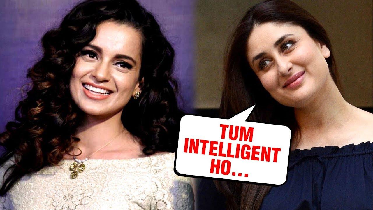 Kareena Kapoor PRAISES Kangana Ranaut, EXCITED For Her Biopic