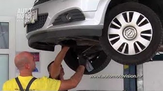 Opel servis mjenjača
