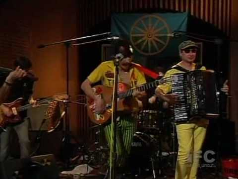 Gogol Bordello - 60 Revolutions (on The Henry Rollins Show)