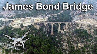 James Bond Bridge in Turkey