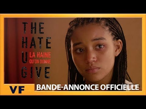 The Hate U Give - La haine qu'on donne | streaming Officielle | VF HD | 2019