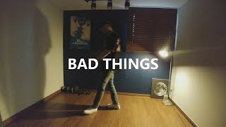 BAD THINGS - MGK & Camila Cabello DANCE COVER | SSdance