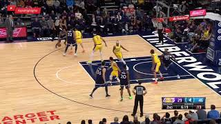 Los Angeles Lakers vs Minnesota Timberwolves - Full Game Highlights - Jan 6 2019