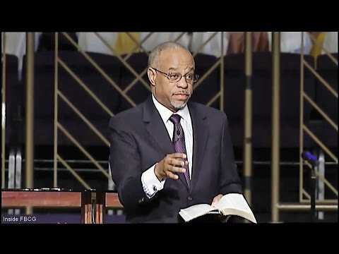 """Who Does God Choose To Use?"" Pastor John K. Jenkins Sr. (Profound Word, 2017)"