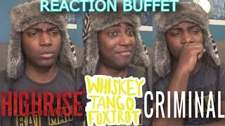 High-Rise Trailer 2, Whiskey Tango Foxtrot Trailer 2, Criminal Trailer REACTIONS!