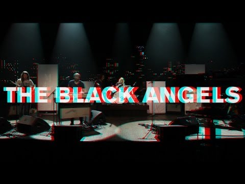 """The Black Angels """"Young Men Dead"""" At Austin City Limits Rehearsal In 3D"""
