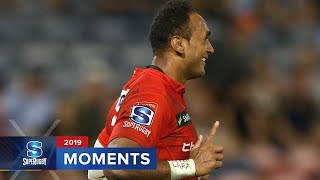 SR MOMENTS | Super Rugby 2019 Rd 7