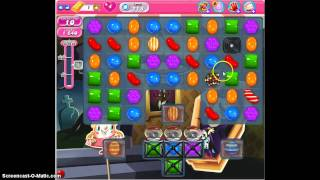 Candy Crush Saga Level 218 - No Boosters