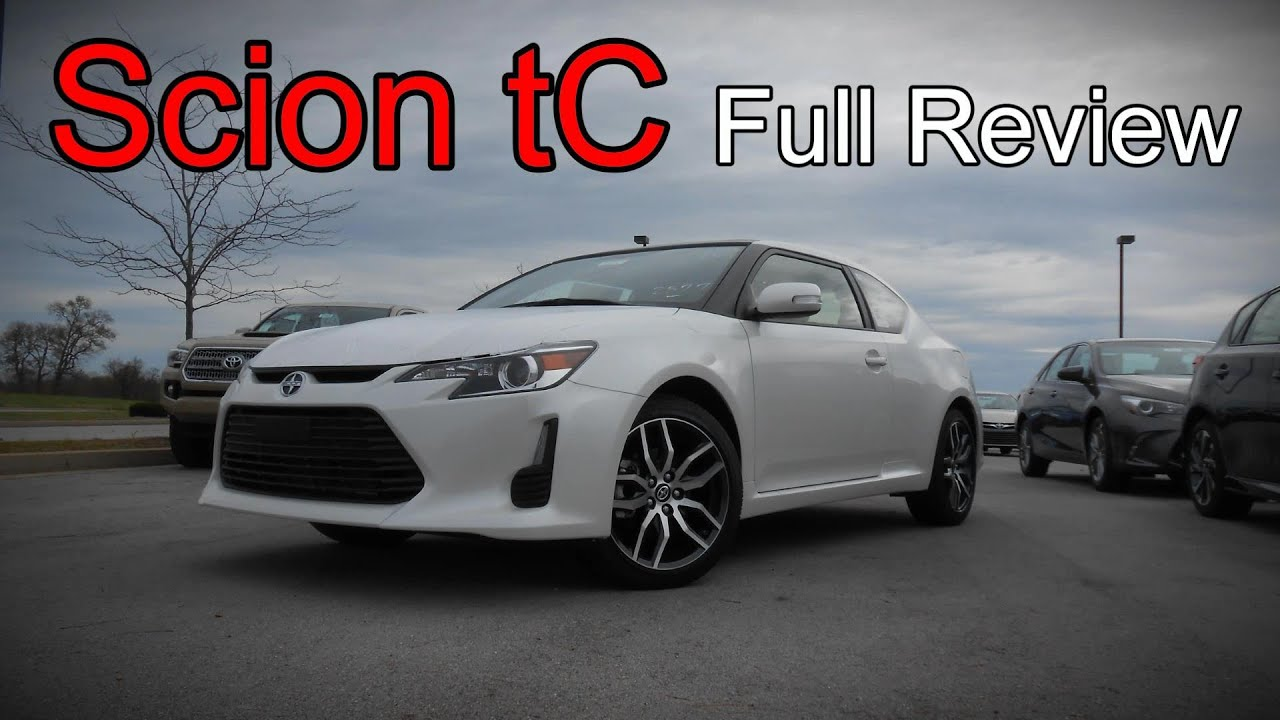 2016 Scion tC Full Review