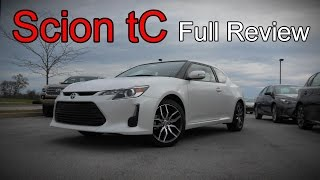 Scion Tc Full Review