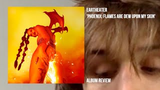 Eartheater 'Phoenix: Flames Are Dew Upon My Skin' - ALBUM REVIEW