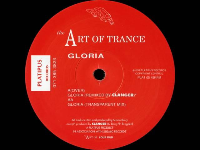 Art Of Trance - Gloria (Clanger Remix)