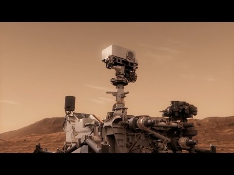 This is How NASA Guides Robots Around Mars