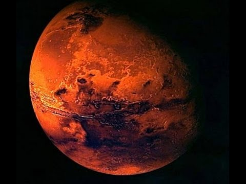 - Astronomie -  Mars La Planète Rouge - Documentaire (12 )