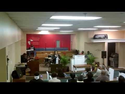 Evangelist Nicole Davis - April 25th 2014