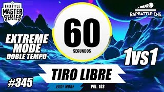 🎤🔥Base de Rap Para Improvisar Con Palabras🔥🎤 | CONTADOR FORMATO FMS (FMS ARGENTINA) #345