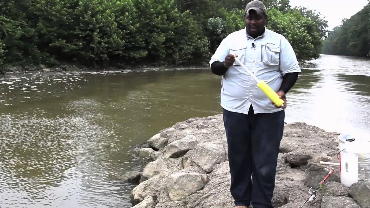 How To Make Catfish Flagging Jugs How To Catch Catfish Youtube