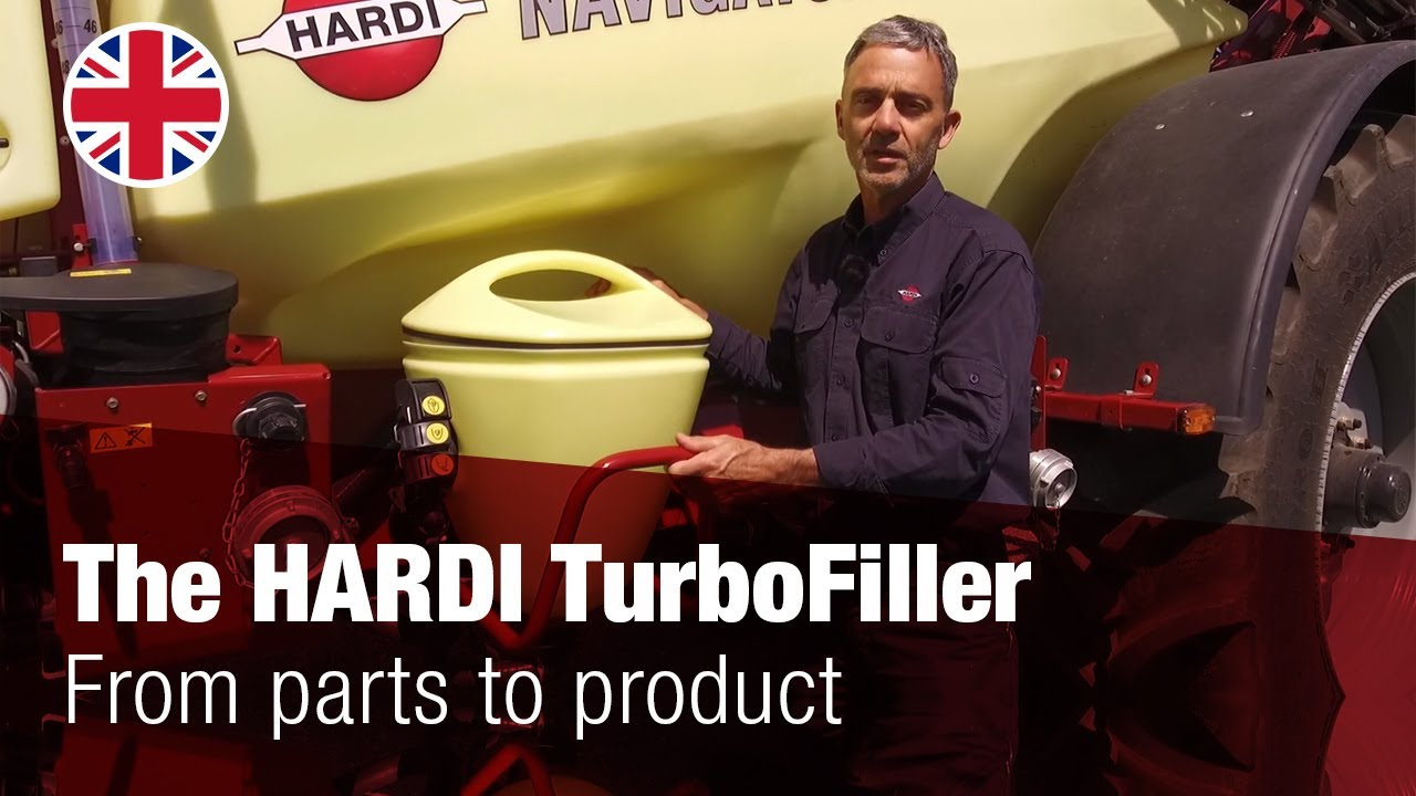 From parts to product: The HARDI TurboFiller