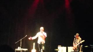 The Rose - Peter Murphy (live 5 de mayo Plaza Condesa)