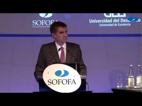 Visión Económica 2012 - 2013. Sr. Rodrigo Vergara