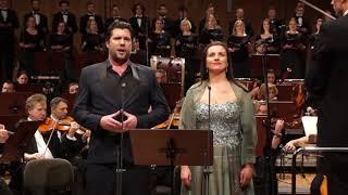 Magda & David Beucher - Lyoba version Symphonique