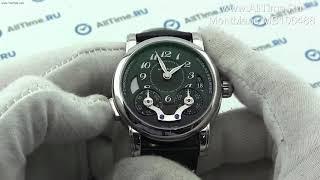 Обзор. Мужские наручные часы Montblanc MB106488 с хронографом