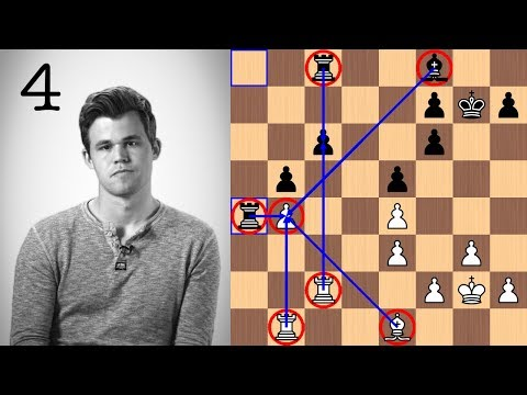Magnus Carlsen vs Fabiano Caruana | 2018 World Chess Championship | Game 4