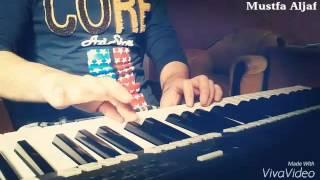 مصطفى الجاف (عزف تقاسيم نهاوند +بين العصر والمغرب)
