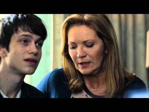biz Express  Joan Allen on Her Role in ABC's 'The Family'