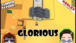 Roblox - Lumber Tycoon 2 - Glorious 1 Unit