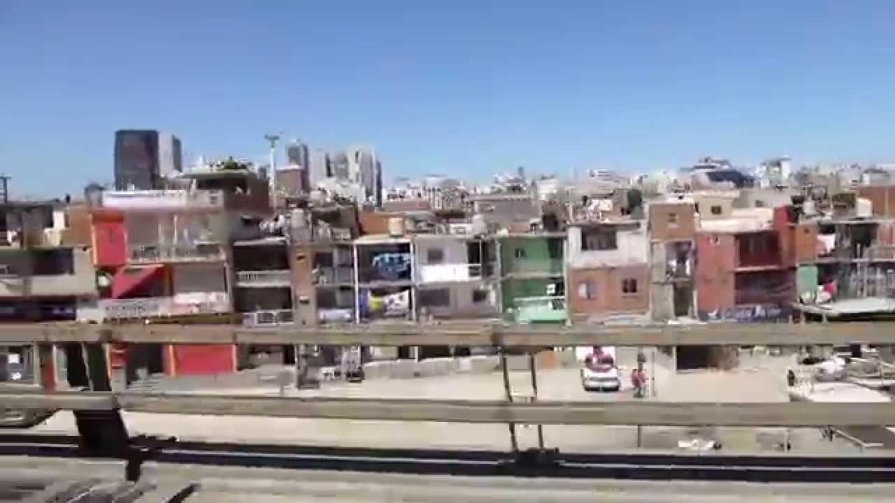 Ciudad de Buenos Aires y la Villa 31 en el pleno barrio de ... - photo#11