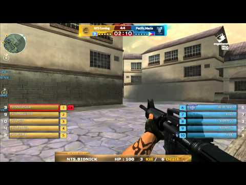 CFS 2014 Quater-finals Match 2. Pacific.Macta vs NTS Gaming