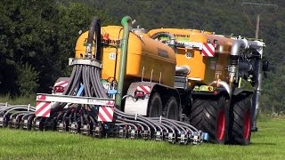 Modern machines agriculture in the world 2016