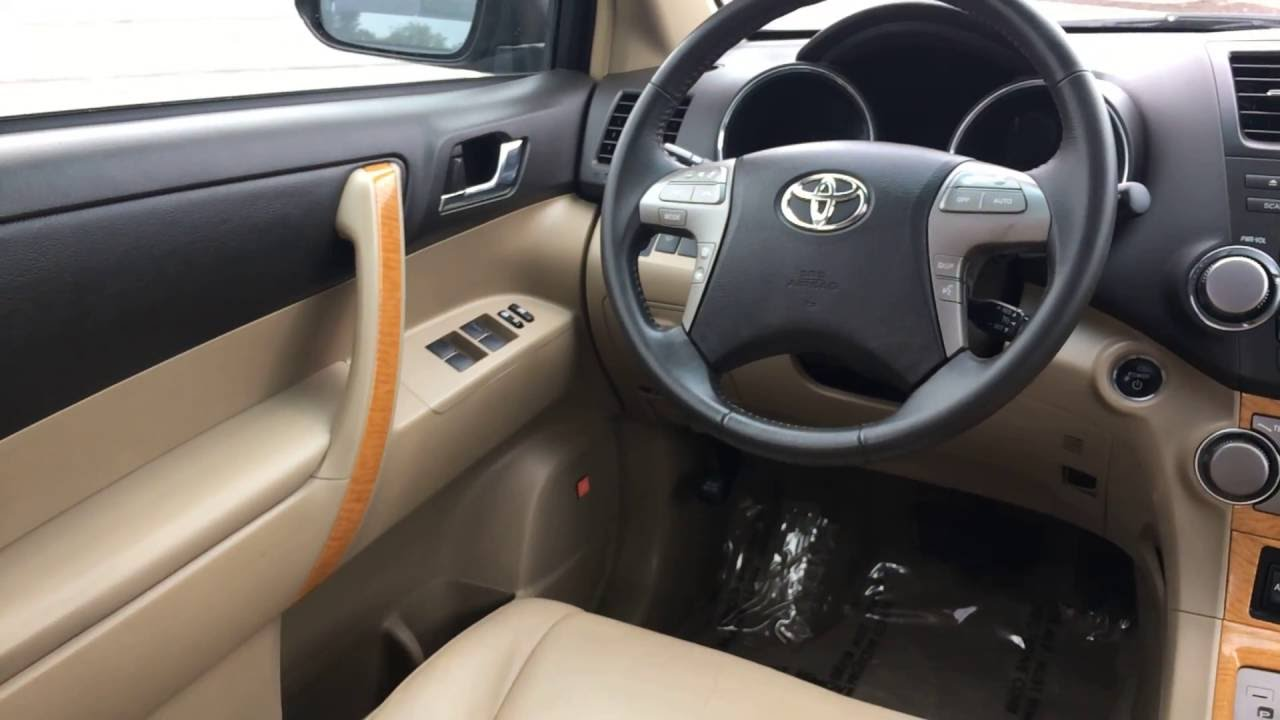 2008 Toyota Highlander Hybrid Limited Hi17419a