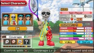 Hot Shots Tennis Get a Grip Gameplay // Interrogação Gamer