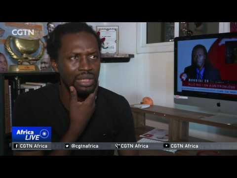Senegal News Rappers: Senegalese rappers putting art into the news