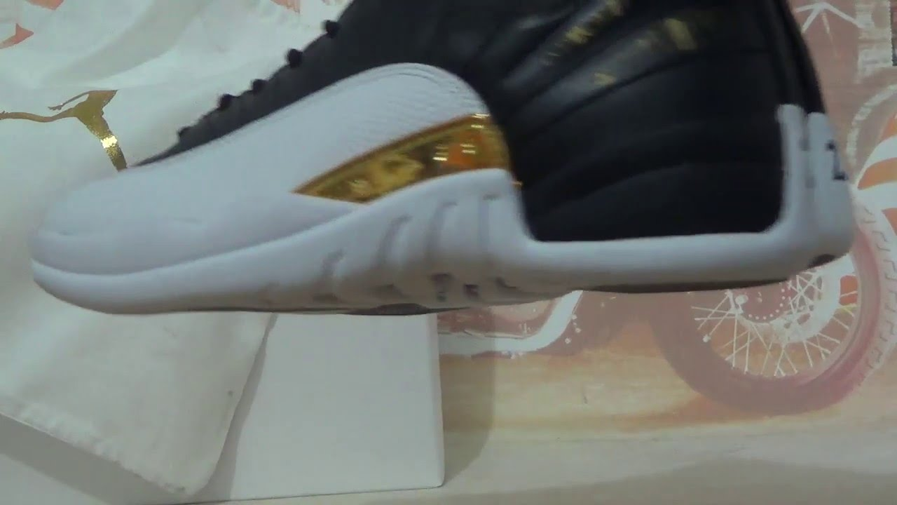 b8596104cb36 First look Air Jordan 12 Wings from gokicks.ru gokicks.cn - YouTube