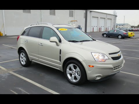 2014 Chevrolet Captiva Sport Ltz Full Tour Start Up At Massey Toyota Youtube