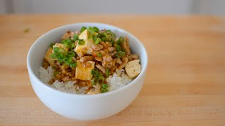 Mapo Tofu - Authentic Chinese Recipe