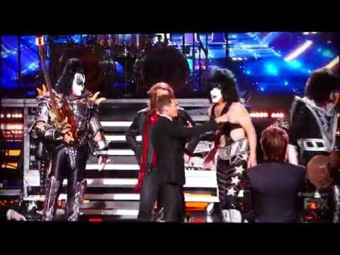 Caleb Johnson American Idol - Live with Kiss (1080p) - Finale Season 13 2014